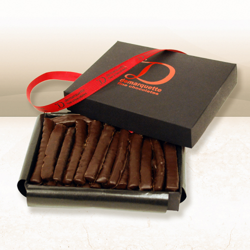 Chocolate Enrobed Orangette Box