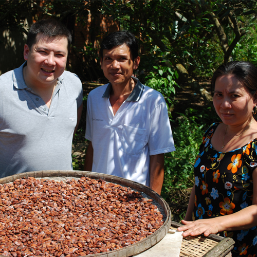 In Search of Vietnamese Cocoa (Video)