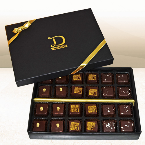 Masterpiece Chocolate Selection (24 Luxury chocolate box)