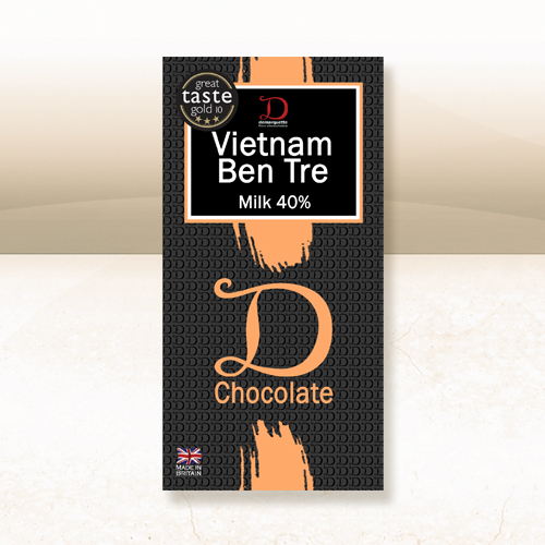 Vietnam Ben Tre Milk 40% (Award Winner)