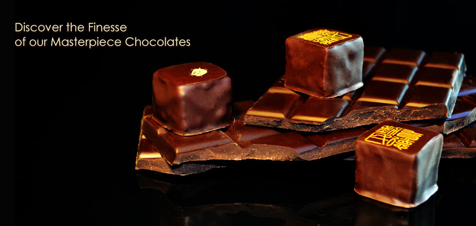 Demarquette Luxury Chocolate Masterpiece Ganache